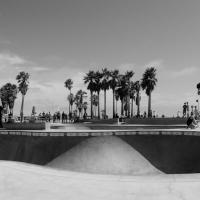 Venice skateboard park
