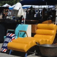Fairfax flea market