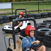 blue mountain gokarts