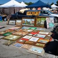 Fairfax flea market