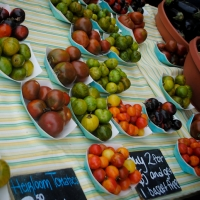 3rd Street Promenade farmer\'s market