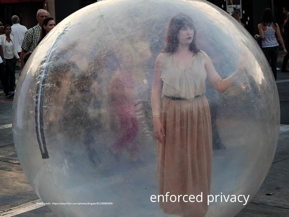 enforced privacy - http://www.flickr.com/photos/dingatx/8219989409